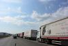 wachtrij 9 km wachttijd 2 tot 7 dagen welkom in Iran